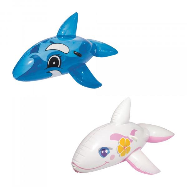 Bestway Schwimmtier Baby Wal, 157x94 cm