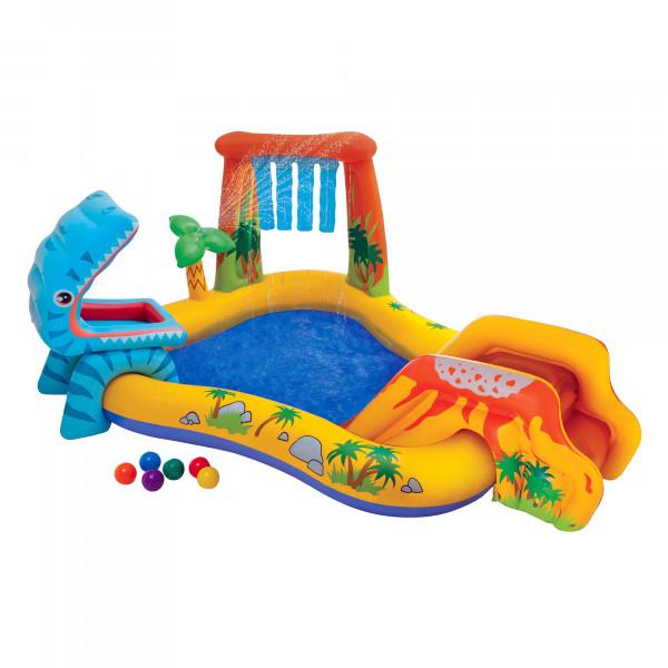 INTEX Dinosaur Play Center 249x191x109cm