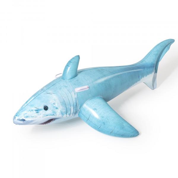 Bestway Schwimmtier Hai, 183x102 cm