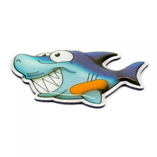KAi der Hai Kühlschrankmagnet