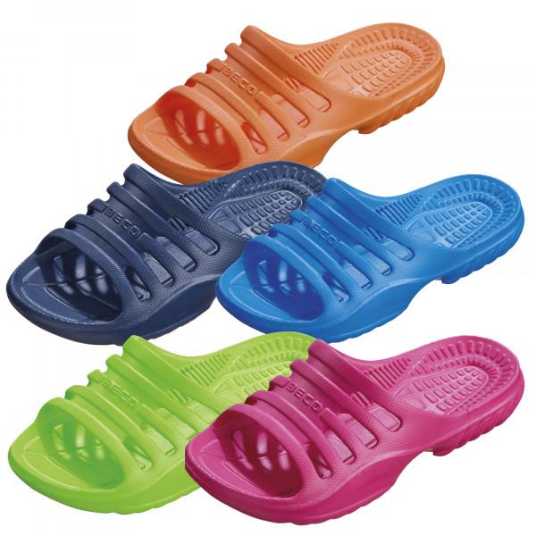 BECO Kinder-Badeschuhe Slipper