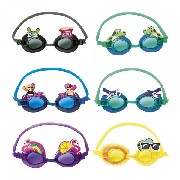 Bestway Hydro-Swim Kinder-Schwimmbrille Character